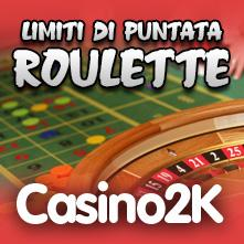 Casino venezia roulette puntata minima