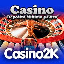 casino deposito minimo 5 euro paypal