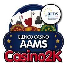 Elenco casino online aams