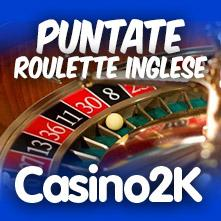 Roulette Inglese