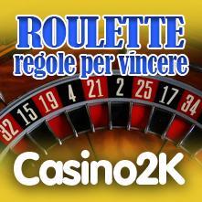 Le regole della roulette