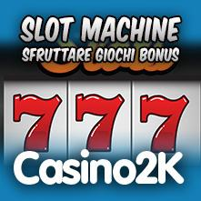 Giochi bonus slot machine