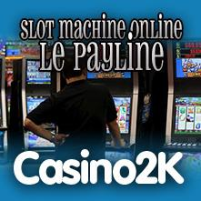 Numero Payline Slot machine