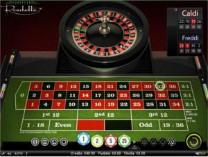 La Roulette di MrGreen Casino