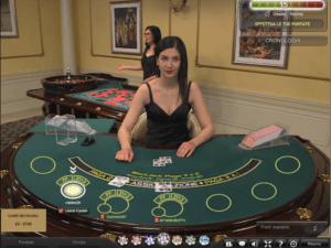 Il blackjack di Snai Casino