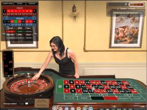 La Roulette di Snai Casino