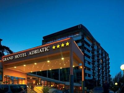 Grand Hotel Casino Adriatic Opatija